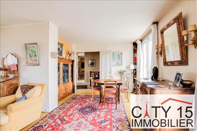 Investimento apartamento Paris 15ème 580000€ - Fotografia 2