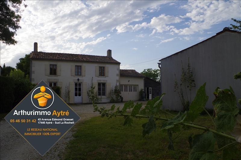Vente maison / villa Surgeres 222000€ - Photo 4