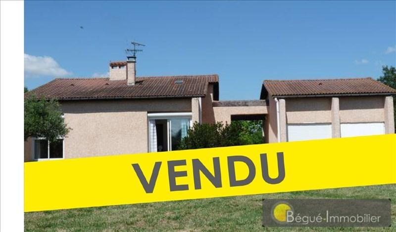 Vente maison / villa Pibrac 368000€ - Photo 1