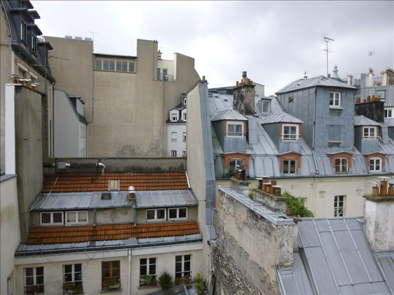Sale apartment Paris 2ème 390000€ - Picture 3