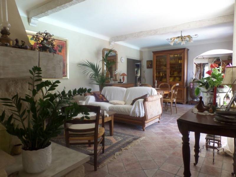 Sale house / villa Caumont-sur-durance 517000€ - Picture 2