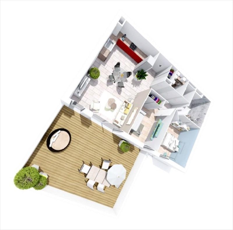 Sale apartment Montelimar 196912€ - Picture 2
