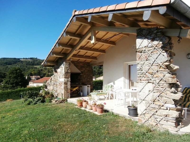 Location maison / villa St amans valtoret 790€ CC - Photo 3