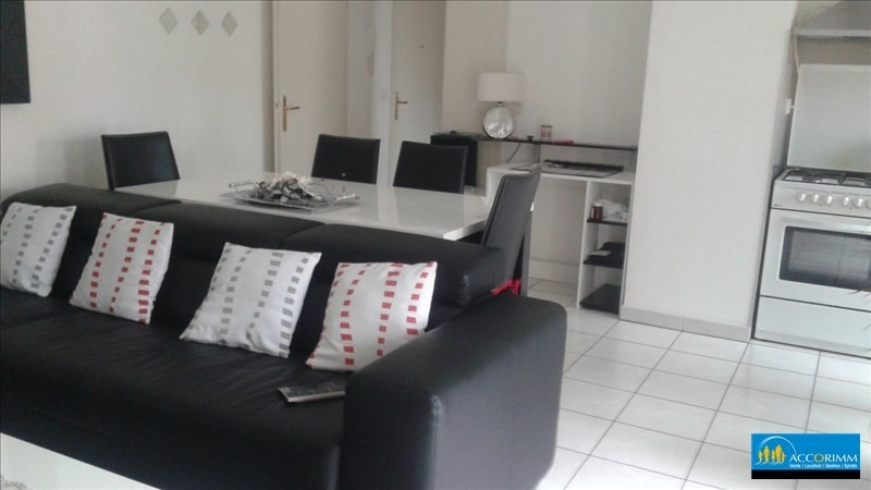 Location appartement Villeurbanne 645€ CC - Photo 1