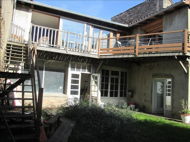 Produit d'investissement maison / villa Pont de vaux 250000€ - Photo 1