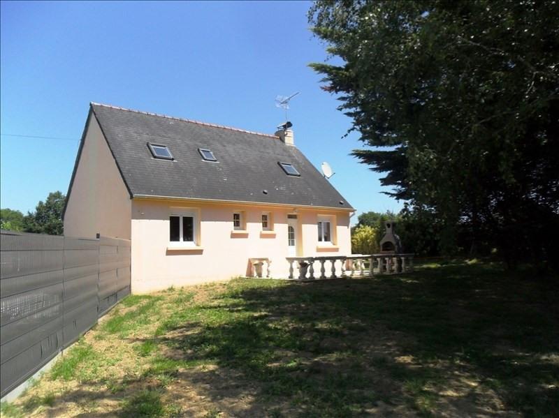 Vente maison / villa St aubin des chateaux 111300€ - Photo 1
