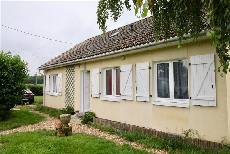 Sale house / villa Conches en ouche 142000€ - Picture 1