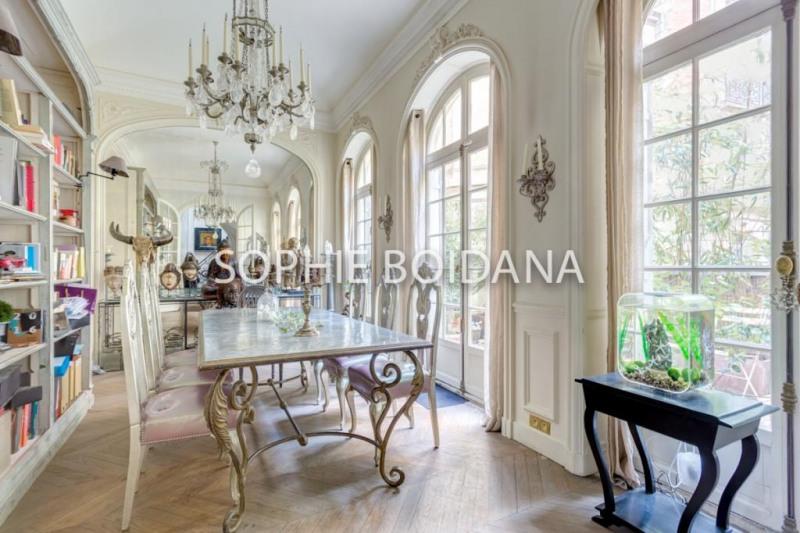 Vente de prestige appartement Paris 17ème 3980000€ - Photo 4