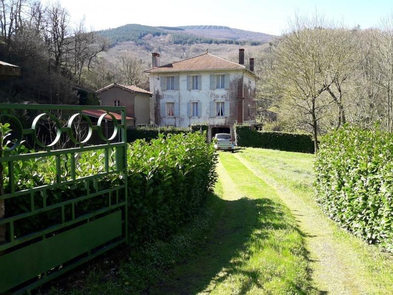 Vente maison / villa Labastide rouairoux 380000€ - Photo 4