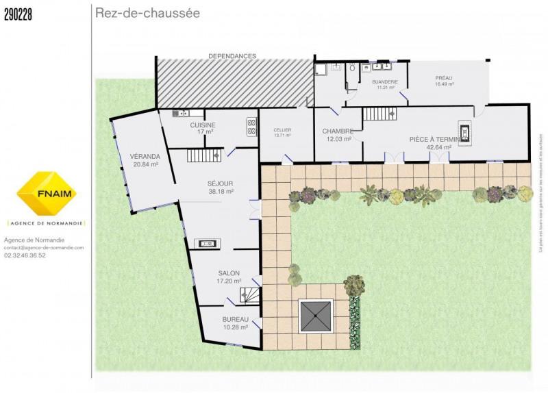 Sale house / villa Montreuil-l'argille 249000€ - Picture 3