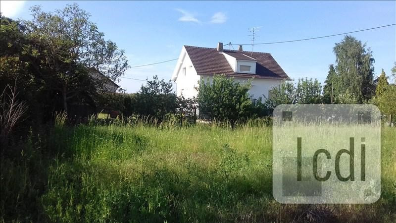 Vente terrain Munchhouse 124898€ - Photo 1