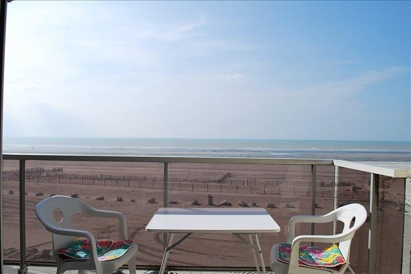 Sale apartment Fort mahon plage 135000€ - Picture 1