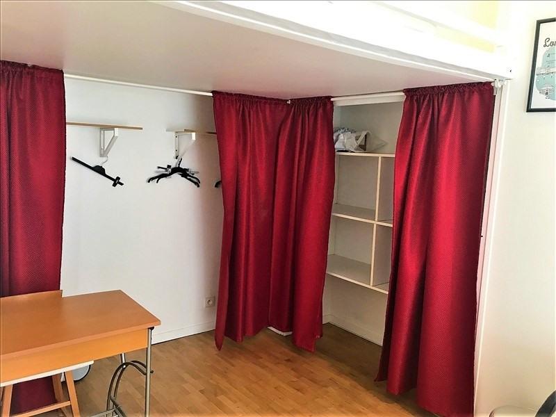 Rental apartment Boulogne billancourt 980€ CC - Picture 2