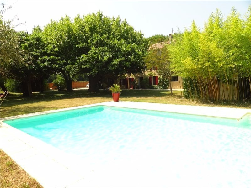 Vente de prestige maison / villa Monteux 874000€ - Photo 1