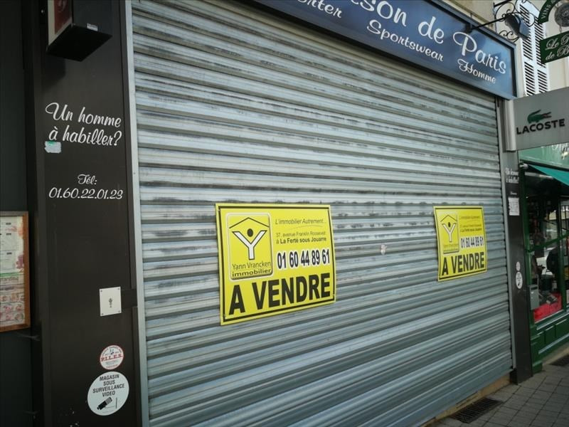 Vente local commercial La ferte sous jouarre 164 000€ - Photo 1