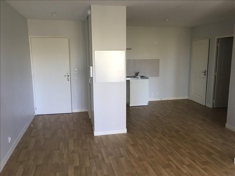 Rental apartment St benoit 510€ CC - Picture 2