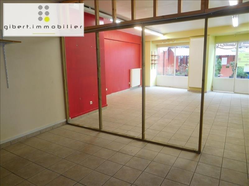 Rental empty room/storage Le puy en velay 560€ HT/HC - Picture 3