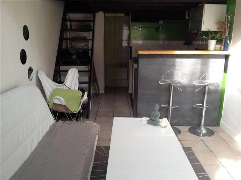 Rental apartment Montlhery 589€ CC - Picture 2