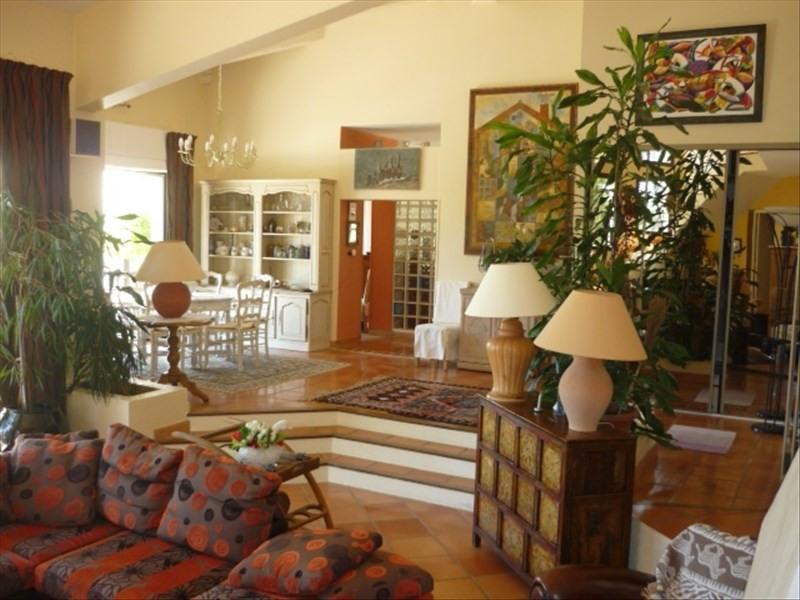 Vente de prestige maison / villa La bouilladisse 725000€ - Photo 8