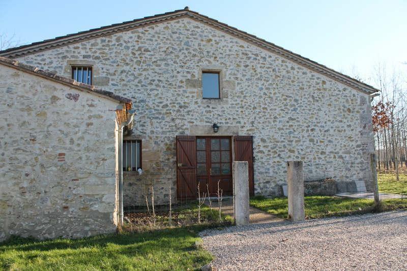 Location maison / villa Langon 960€ CC - Photo 1