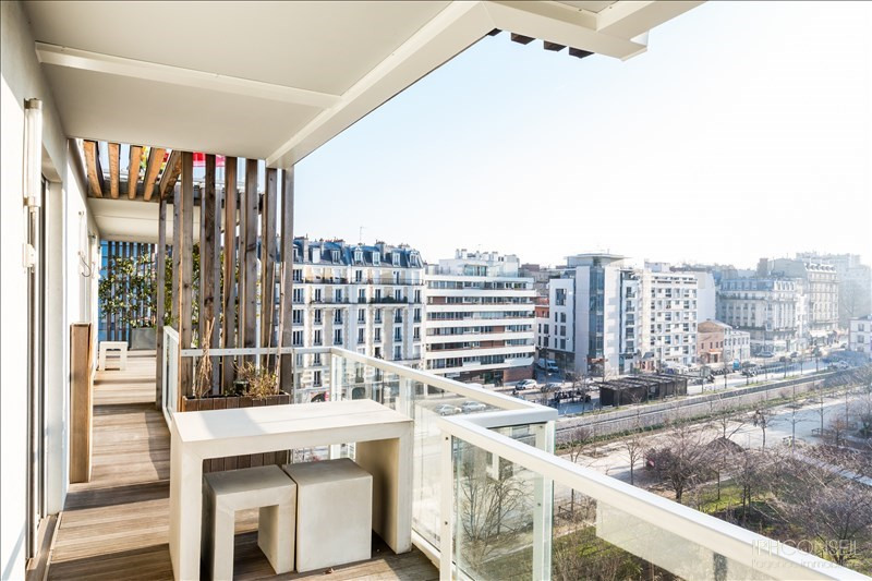 Vente de prestige appartement Paris 17ème 1 780 000€ - Photo 2