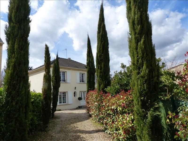 Sale house / villa Sannois 607000€ - Picture 1