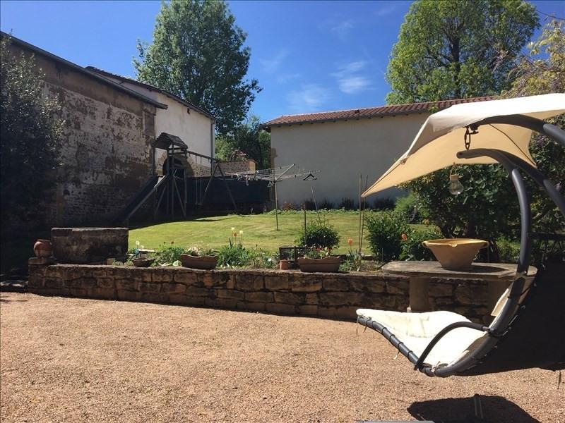 Vente maison / villa Sourcieux les mines 360000€ - Photo 8