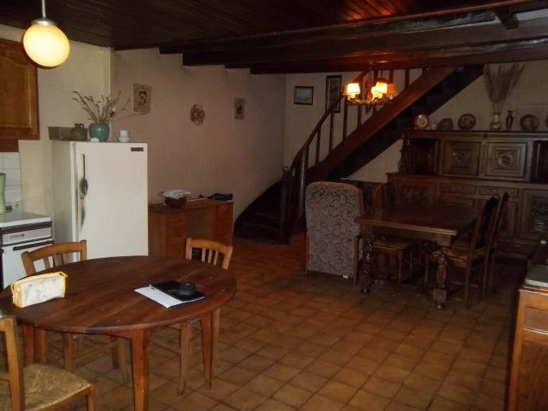 Vente maison / villa Civaux 85000€ - Photo 4