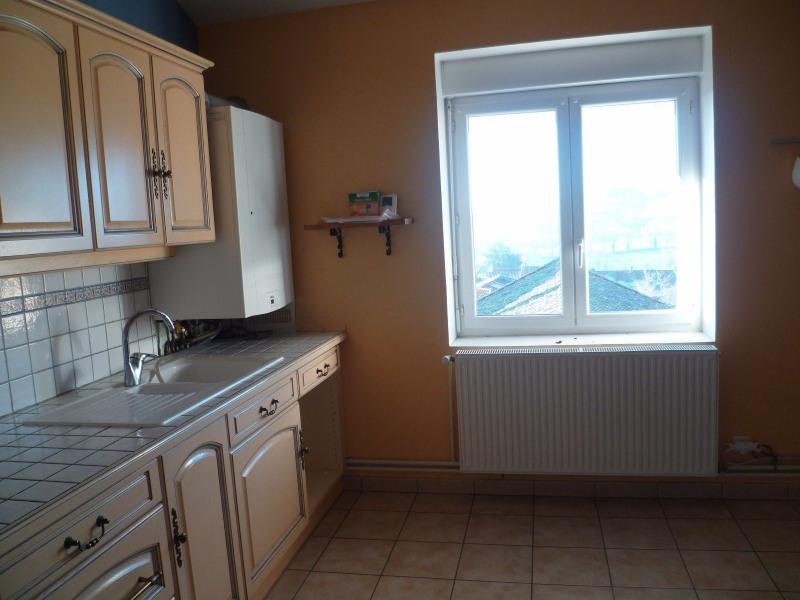 Vente appartement St laurent de chamousset 150000€ - Photo 2