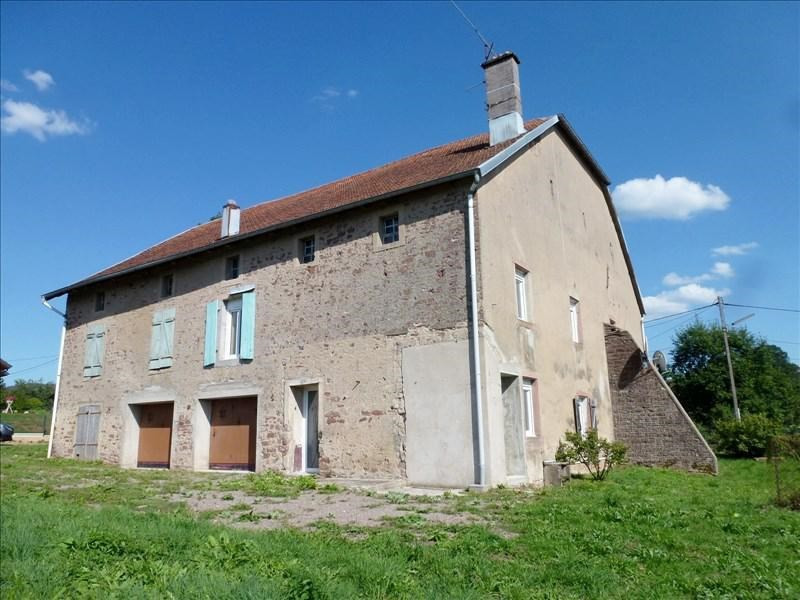 Sale house / villa St blaise la roche 80000€ - Picture 1