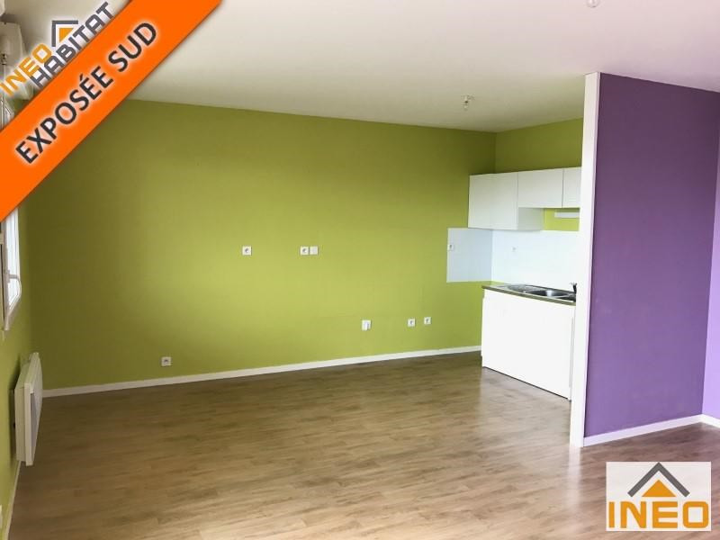 Vente appartement Melesse 151200€ - Photo 1