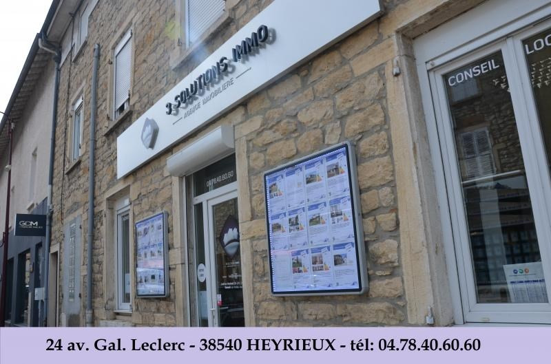 Vente maison / villa Heyrieux 360 400€ - Photo 20