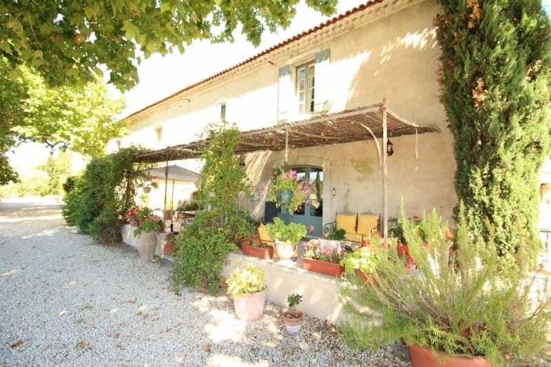Deluxe sale house / villa Plan d orgon 1090000€ - Picture 2