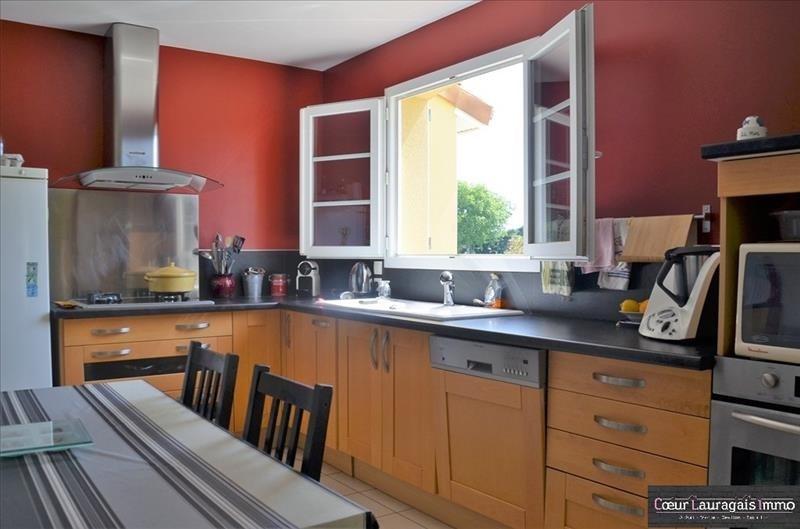 Sale house / villa Caraman 388500€ - Picture 3