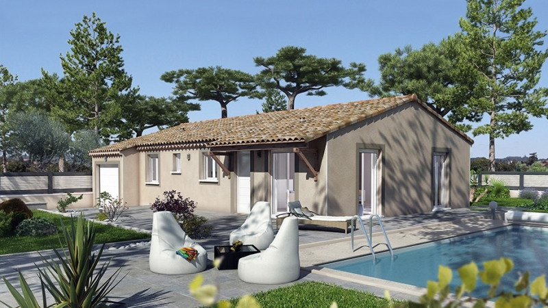 Maison  5 pièces + Terrain 478 m² Pierrelatte par Villas Trident Pierrelatte