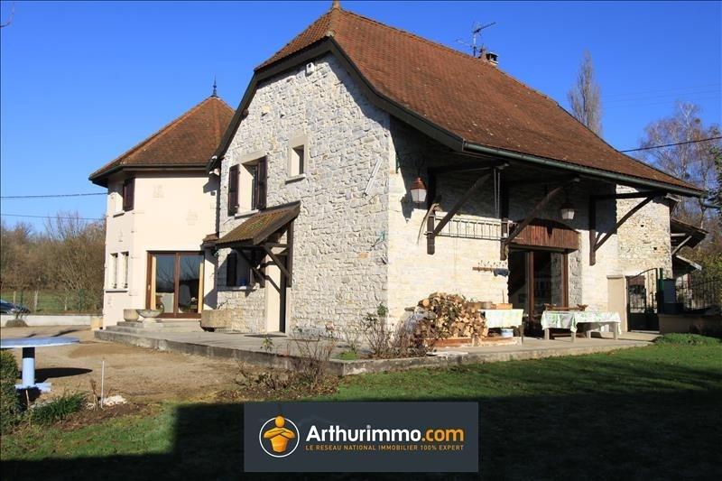 Vente maison / villa Morestel 404000€ - Photo 1