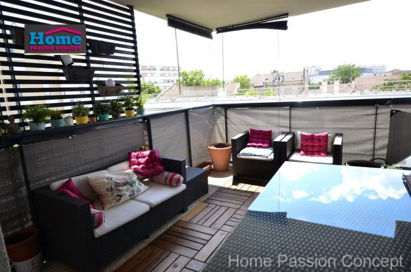 Vente appartement Nanterre 645000€ - Photo 1