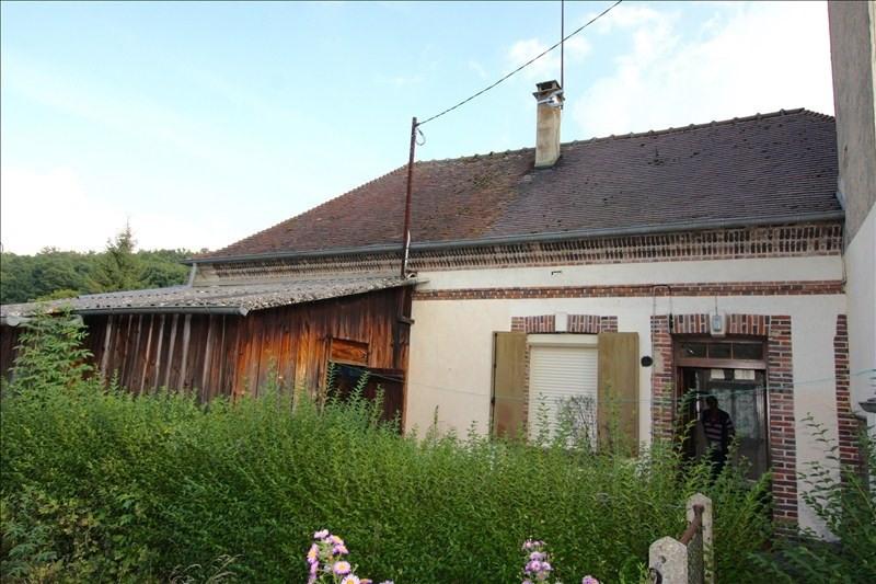 Vente maison / villa La ferriere sur risle 71500€ - Photo 2