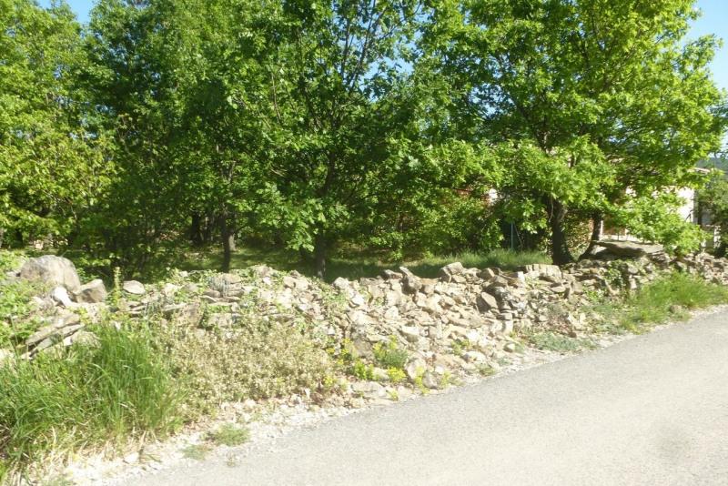 Vente terrain Vesseaux 84090€ - Photo 1