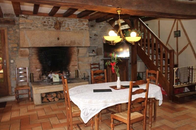 Venta  casa Gesnes le gandelin 313000€ - Fotografía 4