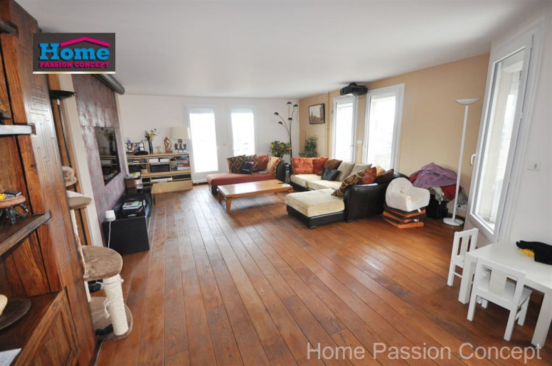 Vente appartement Nanterre 795 000€ - Photo 1