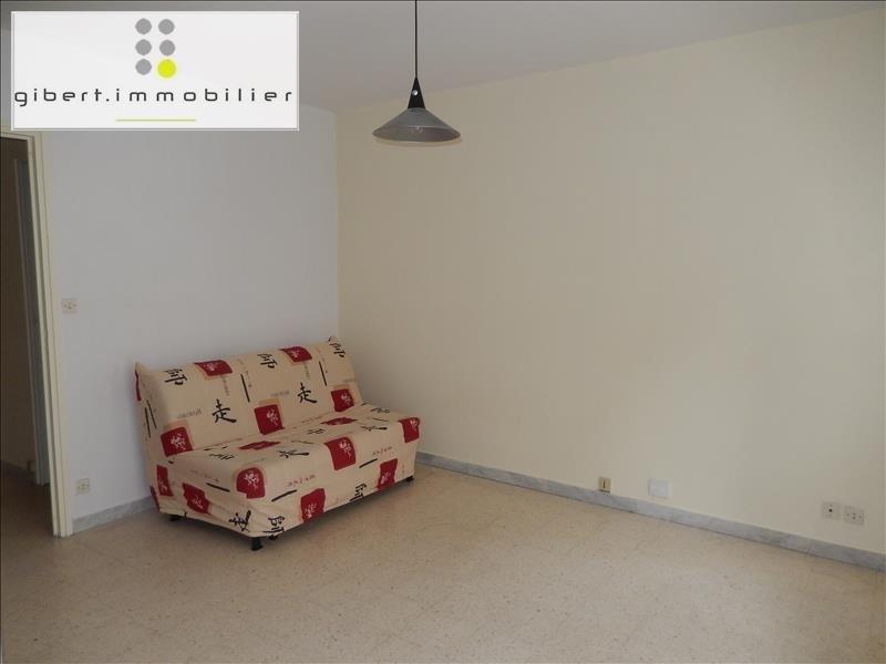 Rental apartment Le puy en velay 298,79€ CC - Picture 3