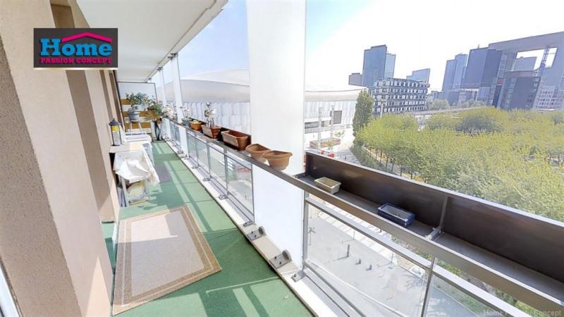 Vente appartement Nanterre 424000€ - Photo 2
