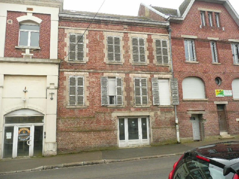 Investment property building St quentin 96 000€ - Picture 1