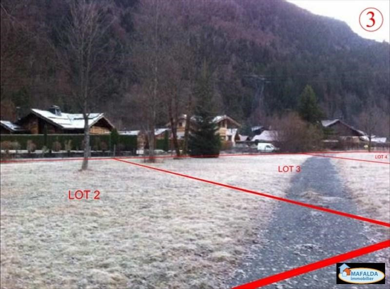 Vente terrain Servoz 248 400€ - Photo 2