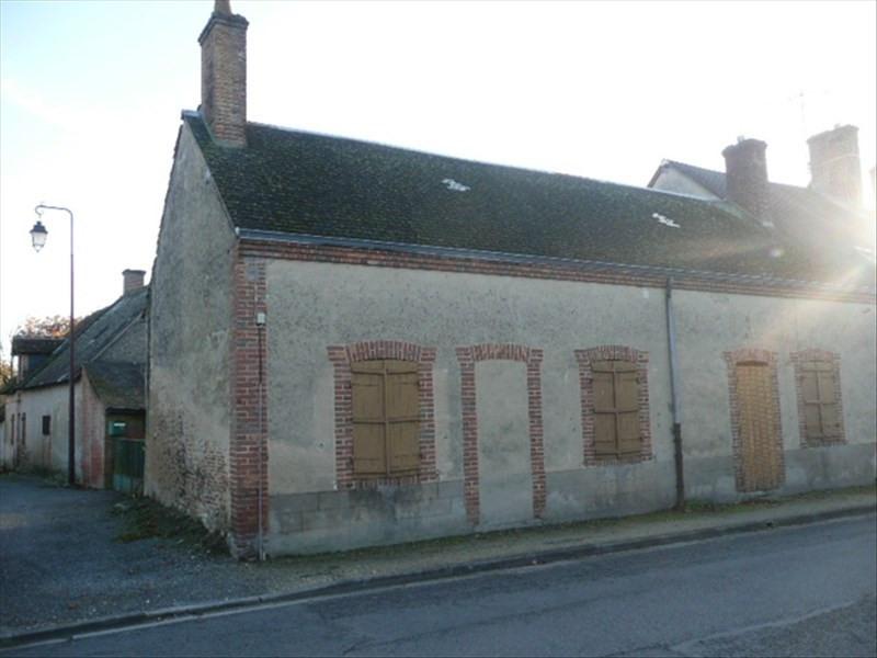 Sale house / villa Menetreol sur sauldre 61000€ - Picture 1