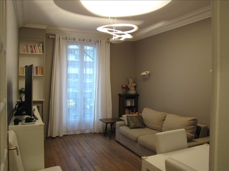 Sale apartment Boulogne billancourt 550 000€ - Picture 1