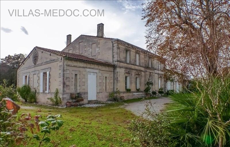 Vente de prestige maison / villa Jau dignac et loirac 890000€ - Photo 2