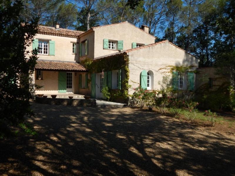 Vente maison / villa Cotignac 549000€ - Photo 2