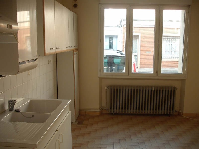 Rental apartment Montauban 355€ CC - Picture 1